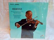 SEALED RCA Stereo LSC-2767 Audiophile 'Heifetz/Rozsa/Benjamin' MINT SEALED