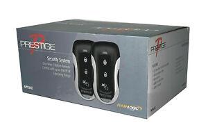 Audiovox Prestige APS25Z Car Security Alarm System Bugler Keyless Entry NEW