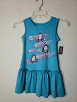 Disney Descendants 3 Girls Dress Size S 6-6x Blue New with Tags