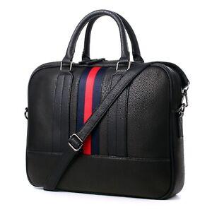 Laptop Bag Women Handbag 15.6 Inch Work Bag Business Office Black Briefcase Bags