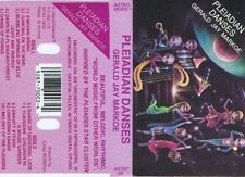 Pleiadian Danses cassette space music album very good USA