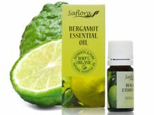 BERGAMOT ESSENTIAL OIL 10ml | 100% Pure, Organic, Therapeutic & Food Grade