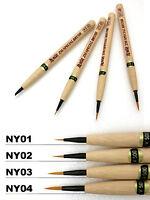 Zoukei-Mura Face Painting Brush NY #01 Brown