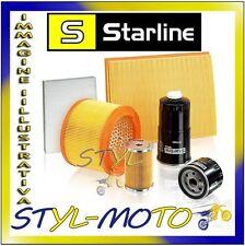 FILTRO OLIO OIL FILTER STARLINE SFOF0138 FORD FIESTA (CB1) 1.2 16V STJB 1998