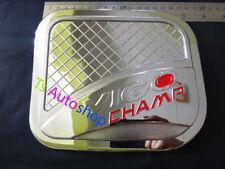 CHROME FUEL CAP OIL COVER TRIM FOR TOYOTA HILUX VIGO MK6 MK7 CHAMP 2011-2014 V.3