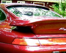PORSCHE 911 993 Turbo, Carrera or Porsche Script—Brake Light Lens Illumination