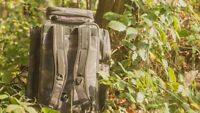 New Solar Tackle Undercover Camo Ruckbag Rucksack Carryall CA07 - Carp Fishing