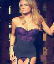 NEW Coquette Lingerie Never Let Me Go Bustier & G-String