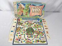 1955 Candy Land Board Game Complete Milton Bradley Vintage