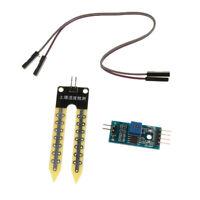 3.3-5V Soil Hygrometer Humidity Detection Module Moisture Sensor for