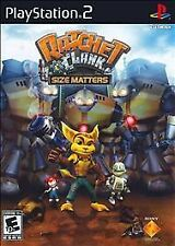 Ratchet & Clank: Size Matters (Sony PlayStation 2, 2008) COMPLETE PS2 TESTED