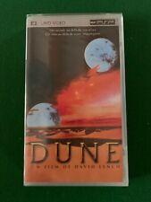 "Psp Sony Umd Video""Dune"""
