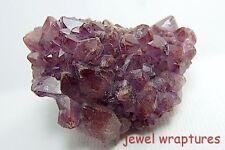 Red Hematite Amethyst From Thunder Bay Ontario Canada 35.7 Grams