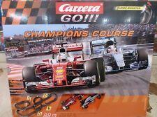 Carrera GO!!! Champions Course Circuito Automobilistico per Bambini - Multicolore (20062456)