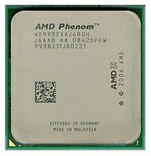 FRA AMD Phenom X4 9950 HD995ZXAJ4BGH (4 Núcleos, 2.6 GHz) AM2+, Black Edition