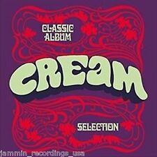 CREAM - CLASSIC ALBUM SELECTION - 4 ALBUM 5 DISC - CD BOX SET