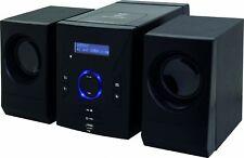 Soundmaster MCD400 Design-Stereo-Anlage mit CD DAB+ UKW-PLL Radio