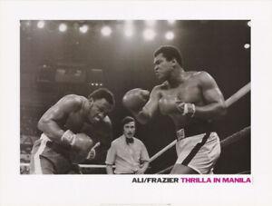 LOT OF 2 POSTERS:BOXING:  MUHAMMAD ALI VS JOE FRAZIER   #68-50072    RC41 R