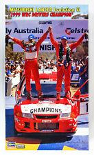 HASEGAWA 1:24 MITSUBISHI LANCER EVOLUTION VI 1999 WRC DRIVERS CHAMPION  20303