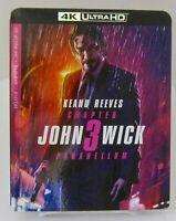 John Wick: Ch. 3 - Parabellum Ultra 4k HD+Blu-ray+Digital Lionsgate Films