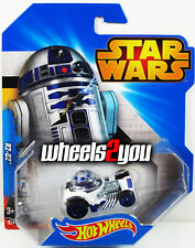 R2-D2 - Hot Wheels Character Cars - STAR WARS