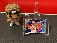2019-20 Panini Mosaic Ben Simmons Give and Go Silver Mosaic Prizm #2 76ers