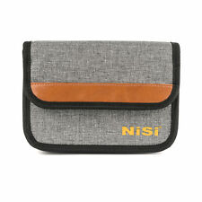 NiSi 100mm Filter Pouch PLUS for 9 Filters (Holds 4x100x100mm and 5 x100x150mm)