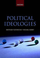 Political Ideologies: A Reader and Guide by Oxford University Press (Paperback,