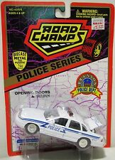 1:43 Road Champs Die Cast 1997 Ford Crown Victoria Branson Missouri Police Car