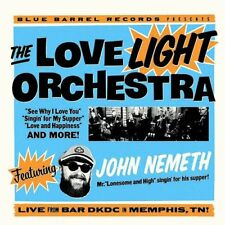 The Love Light Orchestra - The Love Light Orchestra Featuring John Nemeth [CD]