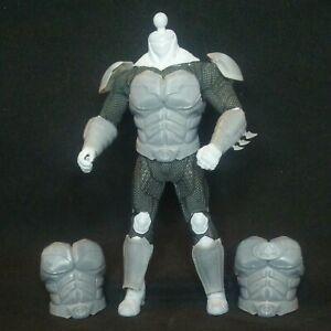 Batman - Armor Kit - 3 Models - 1/12 Scale