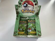 Pokemon Karten JUNGLE BOOSTER aus Display english SEALED OVP Dschungel Ungewogen