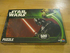 Star Wars Puzzle 500 Teile 60 603 1143 NEU OVP Noris
