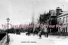 NT 25 - Dovecote Lane, Beeston, Nottinghamshire c1907 - 6x4 Photo