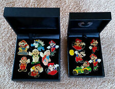 Lot Pin's Mario Nintendo / vintage collector