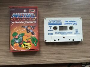 MC EUROPA Hörspiel Kassette He-Man Masters of the Universe Folge 32 *1A Top-Zust