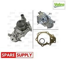 WATER PUMP FOR RENAULT VALEO 506580