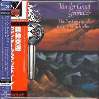VAN DER GRAAF GENERATOR-THE LEAST...-JAPAN MINI LP SHM-CD BONUS TRACK Ltd/Ed G70