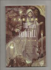 Fables: 1001 Nights Of Snowfall - TPB - (Grade 9.2) 2006