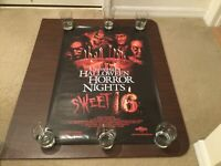 Universal Studios Orlando Halloween Horror Nights 16 - Sweet 16 Movie Poster