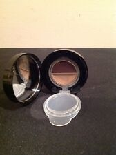 Smashbox  Waterproof Eye Shadow Liner Duo  GODESS ( taupe & espresso) FS New