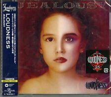 LOUDNESS-JEALOUSY-JAPAN CD C41