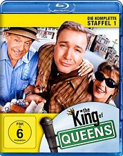 THE KING OF QUEENS, Staffel 1 (2 Blu-ray Discs) NEU+OVP