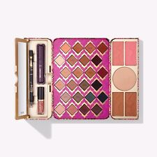 Brand New! tarte Holiday 2017 limited-edition treasure box collector's set