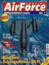 AirForce Special - No.1 - 2000 - Militärluftfahrt heute - EF-2000 Eurofighter ++