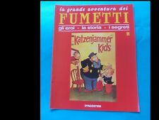 LA GRANDE AVVENTURA DEI FUMETTI nr. 11 (con KATZENJAMMER KIDS)
