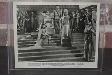 "Vintage 8x10 Hollywood Movie Photograph From ""The Queen of Sheba"""
