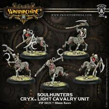 Warmachine Cryx Soulhunters Cavalry Unit by Privateer Press PIP 34121