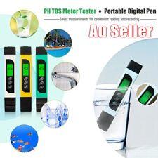 Water PH Meter Tester Aquarium Pool Pen Digital Hydroponics Portable Test O5