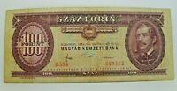 Km# 171g - 100 forint 1984 - TTB - Billet Hongrie - N7796